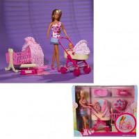 Штеффи Кукла с новорожденным 5730861