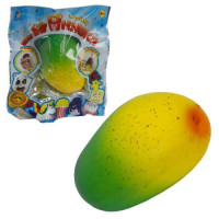 Игрушка антистресс мммняшка Squishy манго 1Toy Т12478