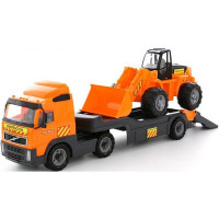 Автомобиль Volvo Трейлер+Трактор погрузчик 8831 П-Е /4/