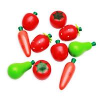 Дер. Счетный материал Овощи и фрукты ИД-7006