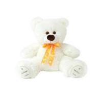Медведь Захар 50 см белый МЗР-50б