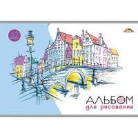 Альбом д/рис. 32 л. Старый мост С0551-39