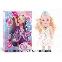 Кукла 69050C Оля интерактивная в кор.