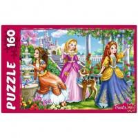 Пазл 160 Мир принцесс П160-0634