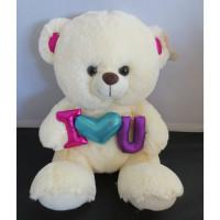 Медведь 30см 141-341Р с сердцем