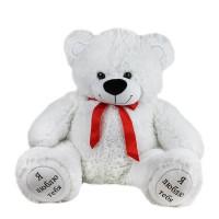 Медведь Захар 90 см белый МЗР-90б