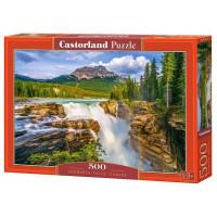Пазл 500 Водопады Сануэпта В-53117 Castor Land