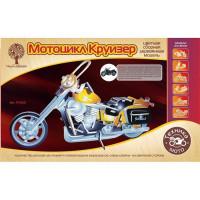 Дер. Констр-р Классический мотоцикл PC020