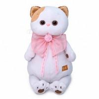 Ли-Ли Кошечка с розовым бантом LK24-052