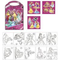 Подароч. набор Disney Princeess ПВХ сумочка 1820070
