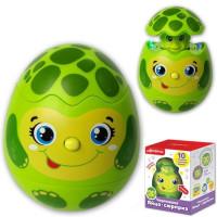 Яйцо-сюрприз Черепашка 4680019282152