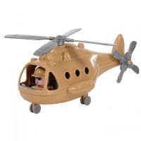 Вертолет Альфа-Сафари военный 72467 в сетке. П-Е /24/