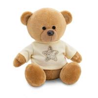 Медведь Топтыжкин коричневый:Звезда 25 MA1992/25