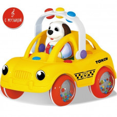 Автомобиль Ватрушка Такси 01960