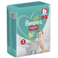 Подгузники трусики PAMPERS Pants Midi 6-11 кг.