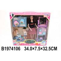 Кукла 2807A Учитель в кор.
