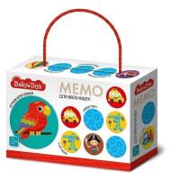 Игра МЕМО Для мальчишек Вaby Toys 04052