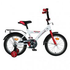 "Велосипед 2-х 14"" ASTRA белый 60733-КХ"