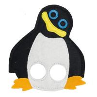 Пальчиковый театр Пингвин из фетра 3055