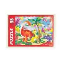 Пазл 35 Эра динозавров П35-7952