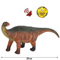Игрушка на бат. Динозавр Звук – рёв животного, эластичная поверхность JB0207077