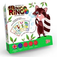 Лото Bingo Ringo рус+англ. /АльянсТрест/