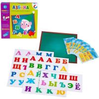 Игра Азбука магнитная MI1906 DREAM MAKERS