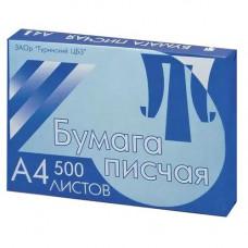 Бумага д/ксерокопий Туринск А4 500 л 54659