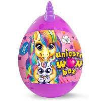 Набор ДТ Креативное творчество Яйцо серии Unicorn WOW Box 35 см /АльянсТрест/