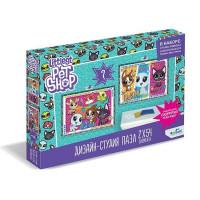 Пазл Littlest Pet Shop.Дизайн-студия.Полиптих 2х54.Всегда вместе!+сюрприз 04422 Origami