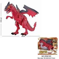 Игрушка на бат.6193RS Дракон в кор.