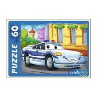 Пазл 60 Полицейская машина У60-7214