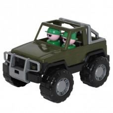 Автомобиль Сафари Джип военный 47038 П-Е /6/