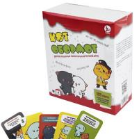 Игра Кот ОБОРМОТ.Для развития памяти и внимания с карточками Р3364