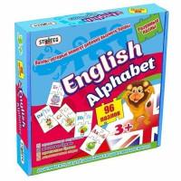 Пазл English alfabet 539