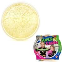 Лизун Слайм с золотистыми блестками 160гр. Super Слайм