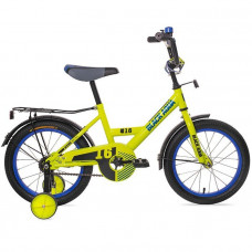 "Велосипед 2-х 20"" 2002 лимонный DD-2002"