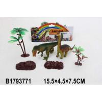 Набор динозавров 01-3Z в пак.