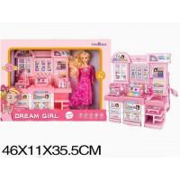 Кукла 855-6TBE Доктор с аксесс. в кор.