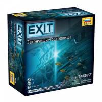 Игра Exit Квест. Затонувшие сокровища 8983