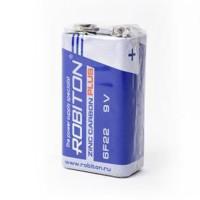 Элемент питания 554194 Robiton6F22 9V 1S / цена за 1 шт /