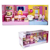 Кукла 6003 Спальная комната в кор.