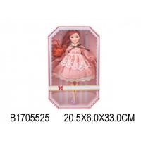 Кукла 7721-C с аксесс. в кор.