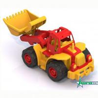 Трактор Богатырь мини с грейдером 299 Норд /6/