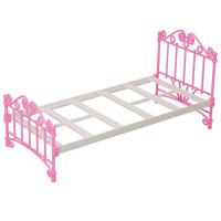 Мебель Кровать розовая С-1426 Огонек