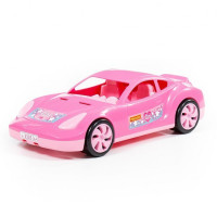 Автомобиль Торнадо гоночный розовый 78582 П-Е /6/