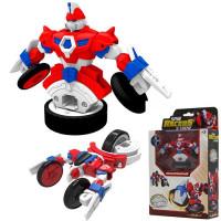 """Игровой набор.Волчок-трансформер 2-в-1 Spin Racers """"Неудержимый"""" с аксессуарами K02SRS01"""