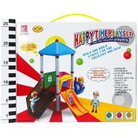 Игровой набор-конструктор детская площадка 5758 в кор.