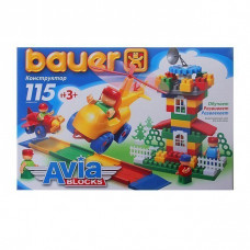 Констр-р Bauer 245 Avia /115 эл./