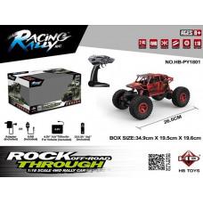 Джип р/у 1801PY-HB/1803PY Racing Rally аккум, USB, в кор.